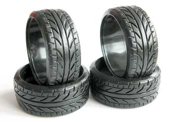 The Rally Legends by Italtrading drift tires set