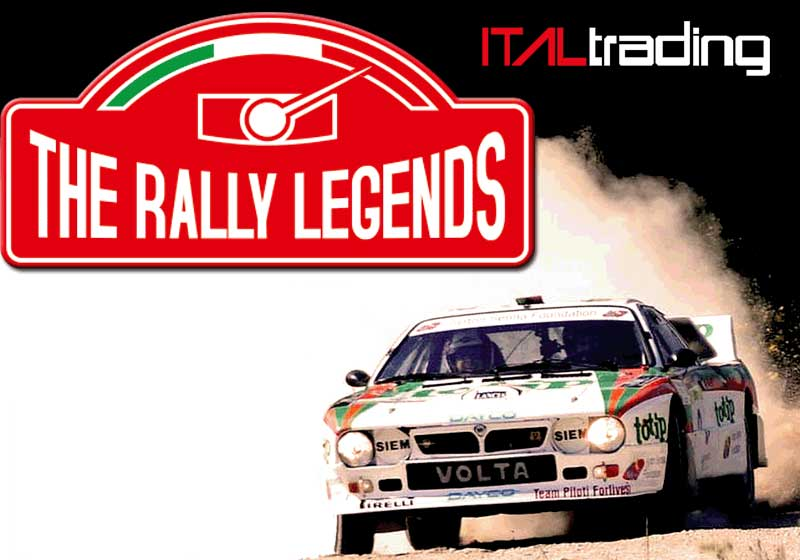 The Rally Legends RC cars by Italtrading